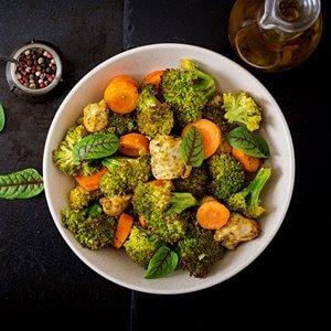 Что такое дробное питание для похудения: меню и советы