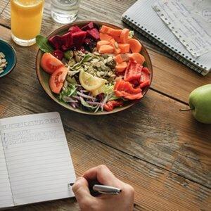 Из чего состоит рацион правильного питания на неделю
