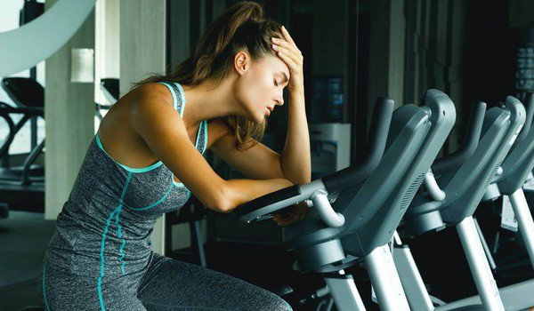 Симптомы физического переутомления у взрослых
