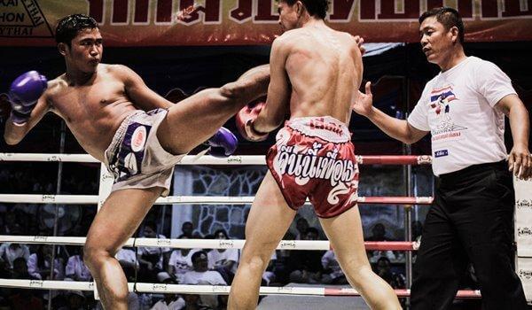 Приемы тайского бокса - стойка, удары, защита в Муай-тай
