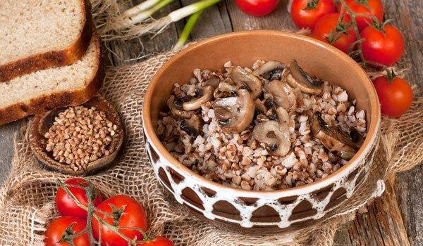 Какова калорийность вареной гречки и можно ли е при похудении