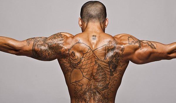 Подкачка спины