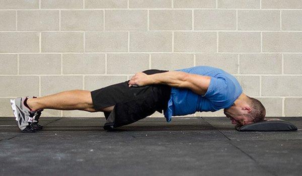 Шея - Список упражнений для развития мышц шеи