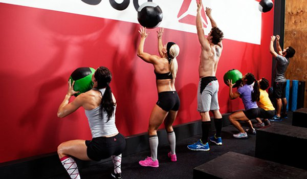 Силовая циклическая тренировка для похудения