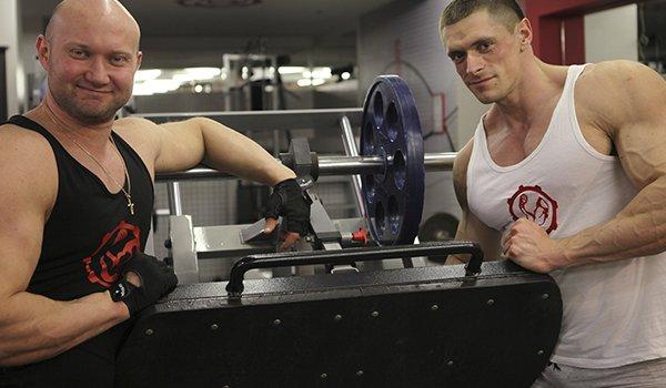Юрий Спасокукоцкий - биография и тренировки спортсмена  Форсмен  твой личный тренер программы тренировок питание диеты