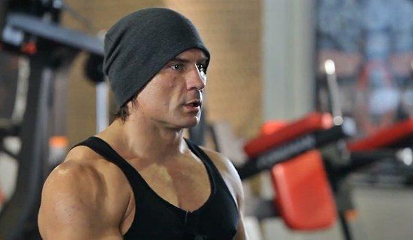 Тренировка спины на массу программа и комплекс упражнений