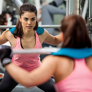 Простая программа тренировок эффективного похудения девушкам