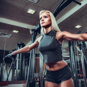 Правила тренировки в тренажерном зале для девушек