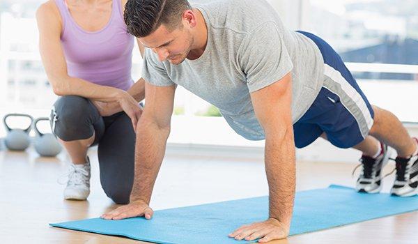 Как убрать жир с плеч и спины