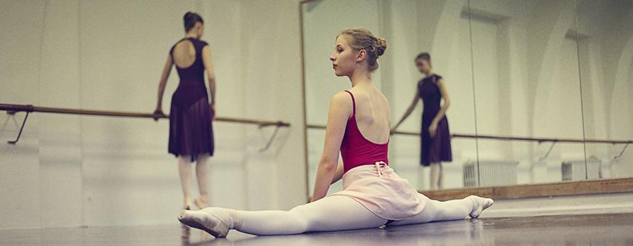 тренировки балерин нагишом