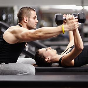 программа тренировок в спортзале для похудения