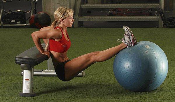 Упражнения для ленивых для похудения