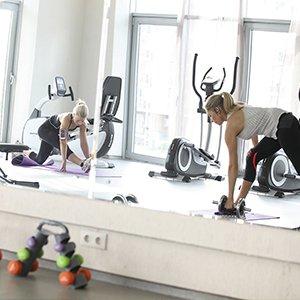 Пять типов фитнес-программ