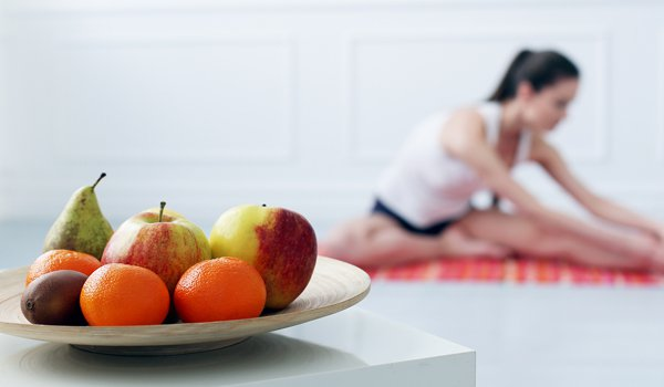 Питание во время тренировок