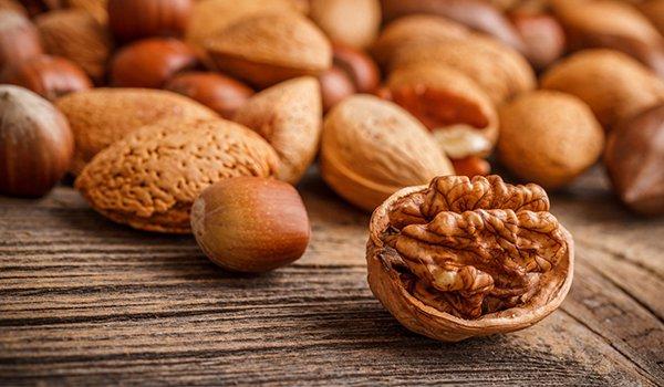 Польза грецких орехов на член