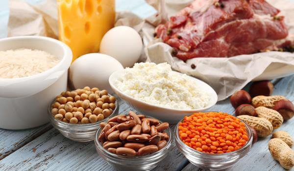 Таблица белков в продуктах питания на 100 грамм