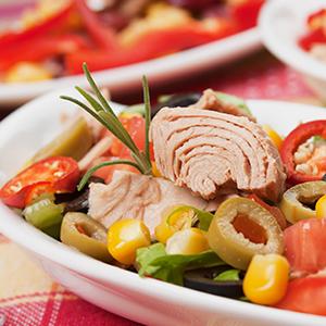 правильное питание тунец