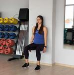 Комплекс несложных упражнений для ног и ягодиц