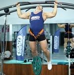 Упражнения для крыльев спины с гантелями