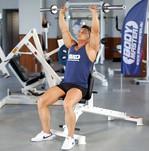Эффективная программа тренировок для набора мышечной массы