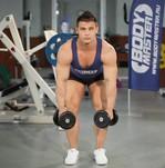 Упражнения для тренировки дельтовидных мышц
