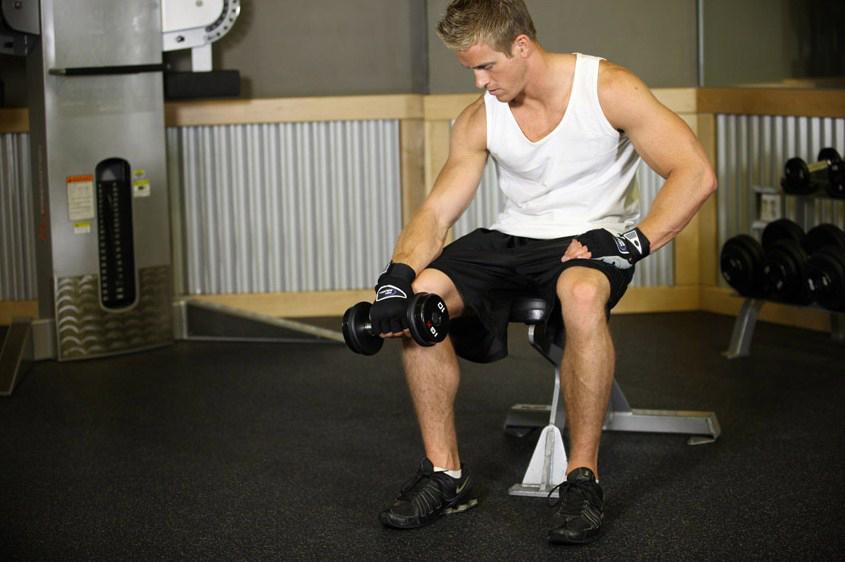 Упражнения для развития мышц кисти фото