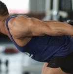 Базовые упражнения на трицепс в тренажерном зале