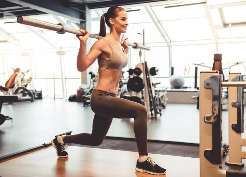 Как Сбросить Вес В Зале Девушке Программа. Программа для похудения в тренажерном зале для девушек