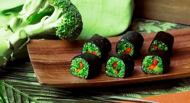 Как приготовить овощи при диете