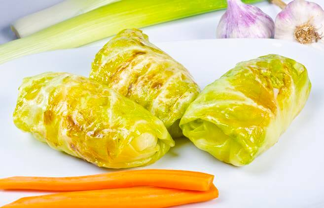 Рецепт тушеных овощей при похудении