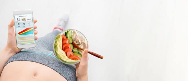 Здоровое питание для похудения, рацион полезного питания для похудения