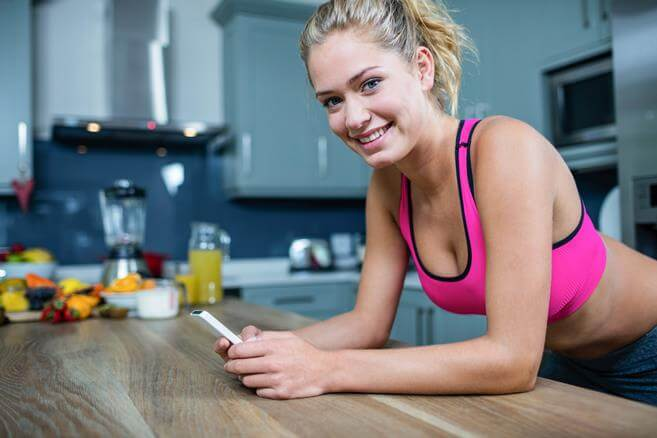 Как узнать свою норму калорий в день