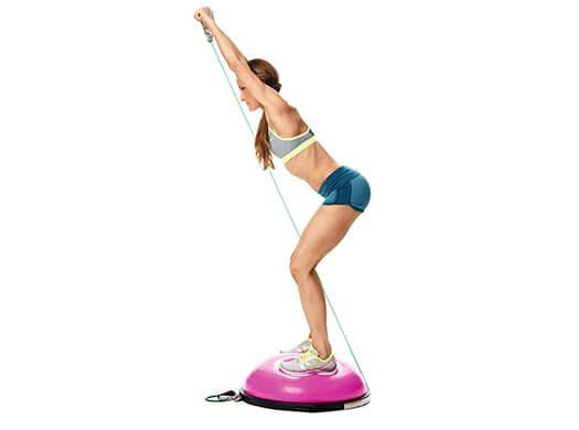 Комплекс упражнений с резиновым жгутом для мужчин дома