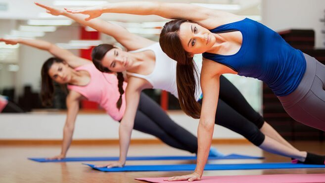 Калланетика - 15 классических упражнений для тренировок