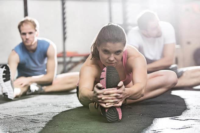 Растяжка для начинающих несложный комплекс упражнений для гибкости тела