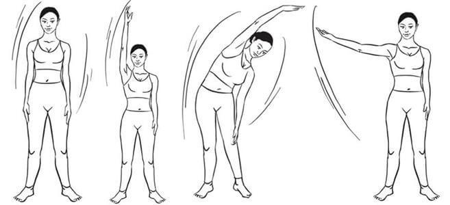 Комплекс упражнений пилатес для начинающих