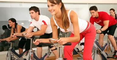 Программа тренировок на велотренажере