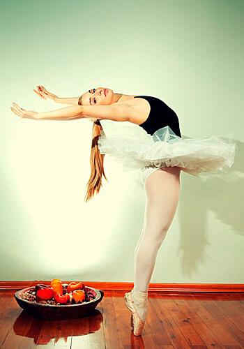Тренировка балерин фото фото 514-0
