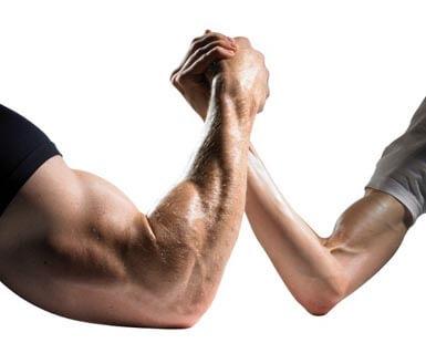 Как сделать руки сильнее