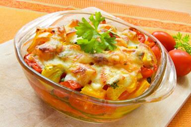 Рецепты легких блюд на ужин