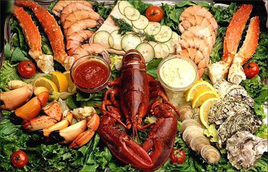 Польза морепродуктов